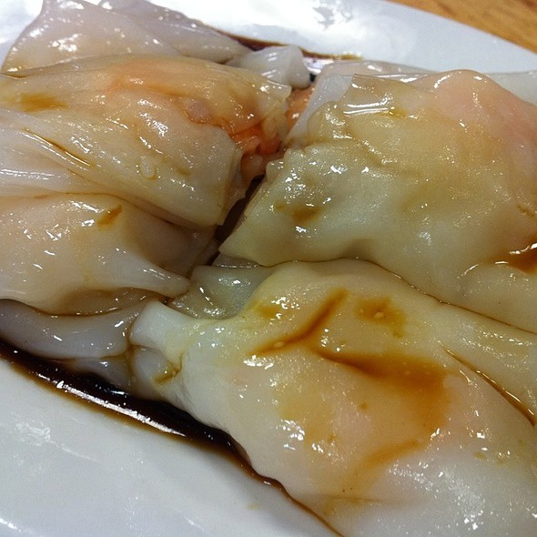 Shrimp Dumplings @ Dim Sum King