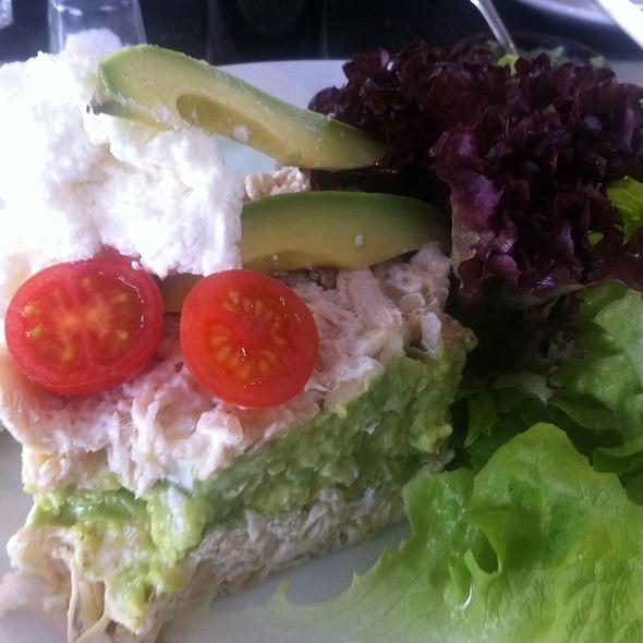 Terrina De Palta Y Pollo Con Arroz Integral  @ la cocineria