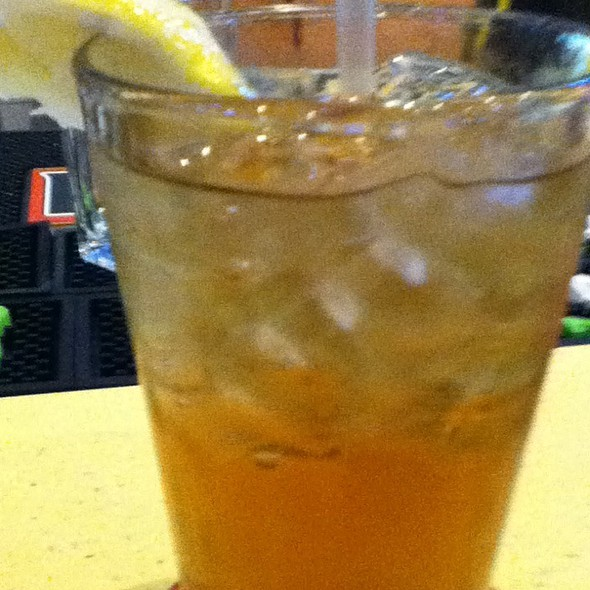 Long Island Iced Tea @ Buffalo Wild Wings Grill & Bar