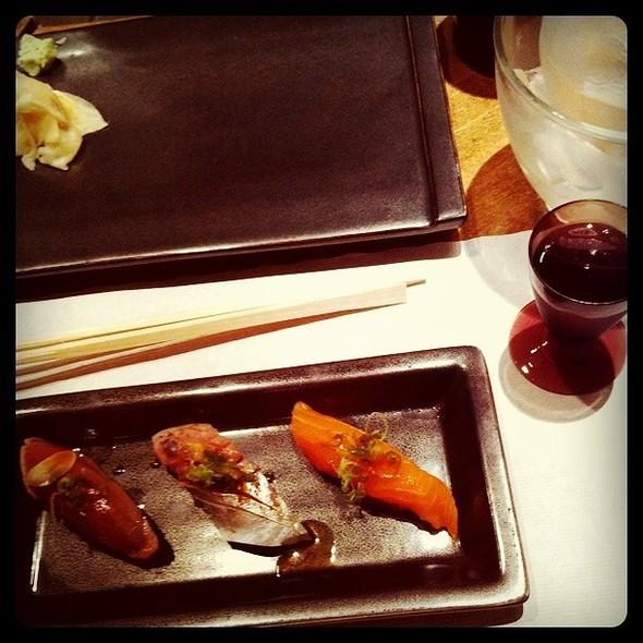 Sushi Omakase @ Hirozen