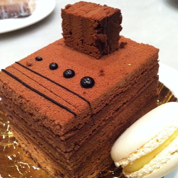 chocolate fondant @ Brunetti - City Square