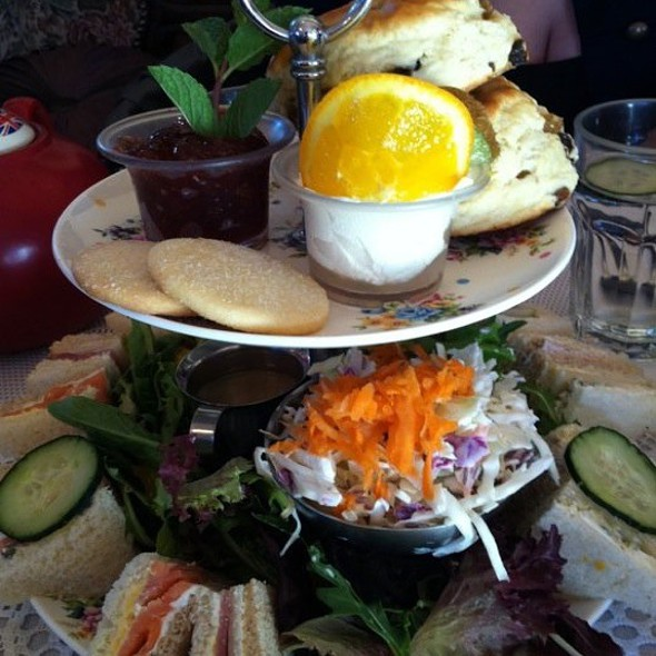 High Tea Set For Two @ Lovejoy's Tea Room