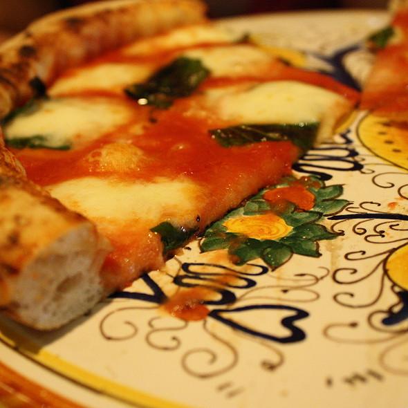 Pizza Margherita @ Tony's Pizza Napoletana