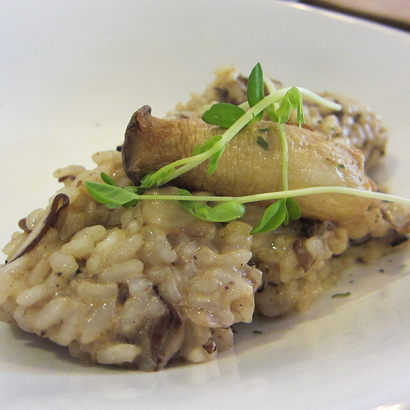 Truffle Fungi Risotto @ Joy's Cafe