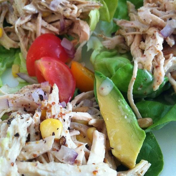 Chicken Salad @ Villa Blanca