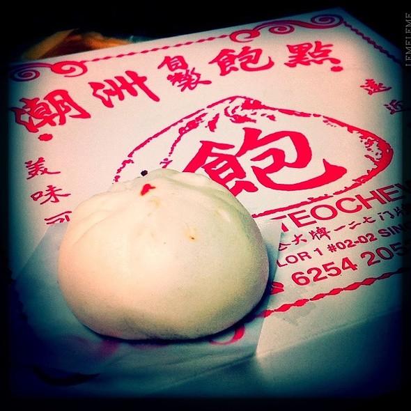 Char Siew Pau @ Teochew Handmade Pau 潮洲自制包点