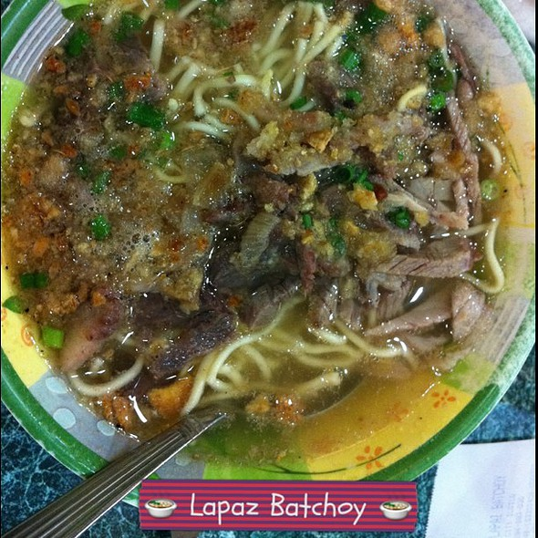 good ol' lapaz batchoy!!   #iloilo #batchoy