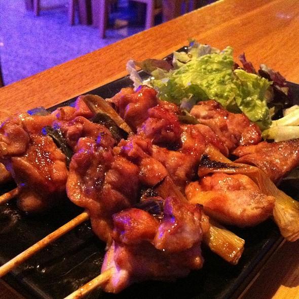 Chicken Yakitori @ Sushimama