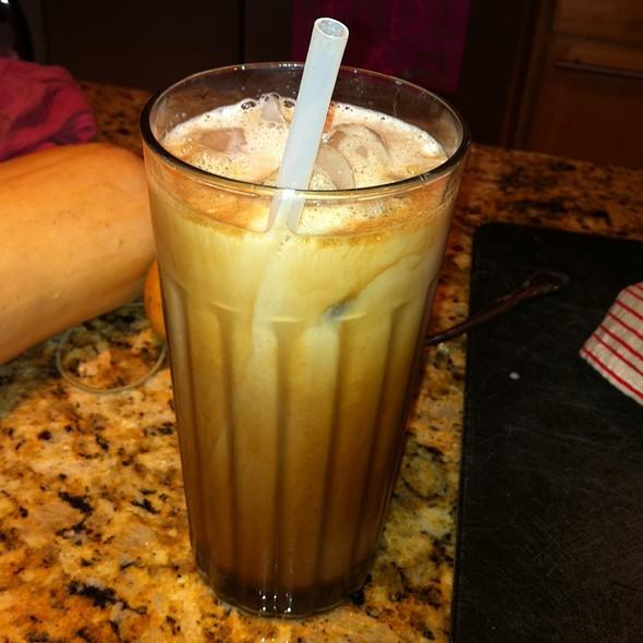Iced Cardamom Mocha Espresso