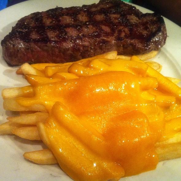 New York Steak - Village Tavern Broomfield, Broomfield, CO