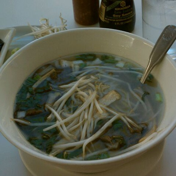 Fabulous Pho @ Loving Hut