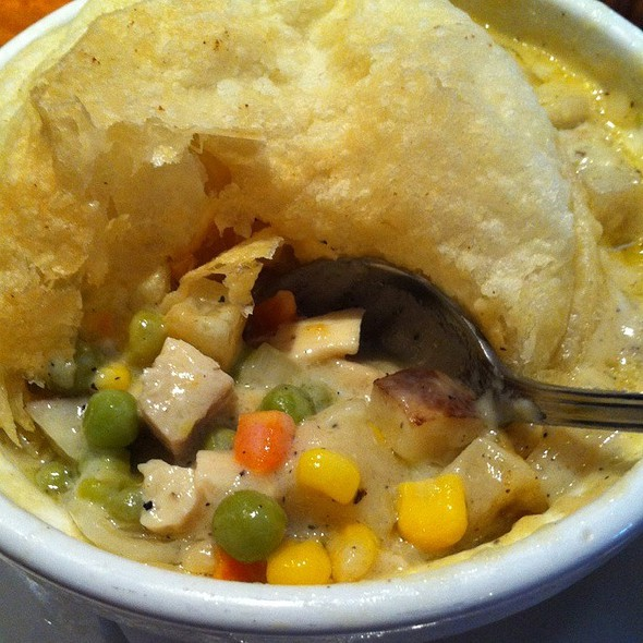Chicken Pot Pie @ Pappas Ranch