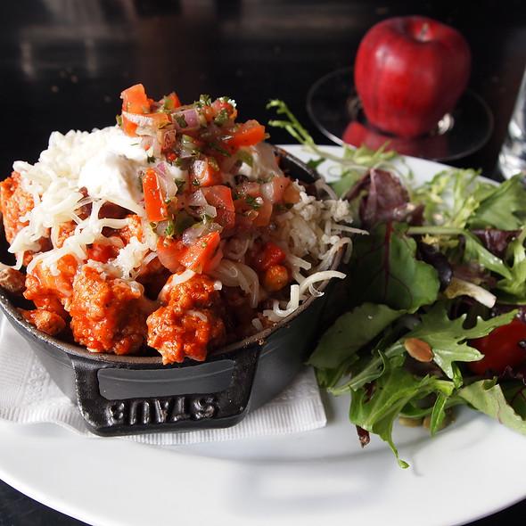 Chili Poutine @ SCHOOL Restaurant