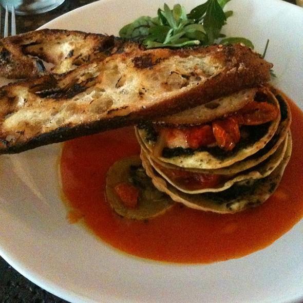 Lasagnette @ Harvest Restaurant