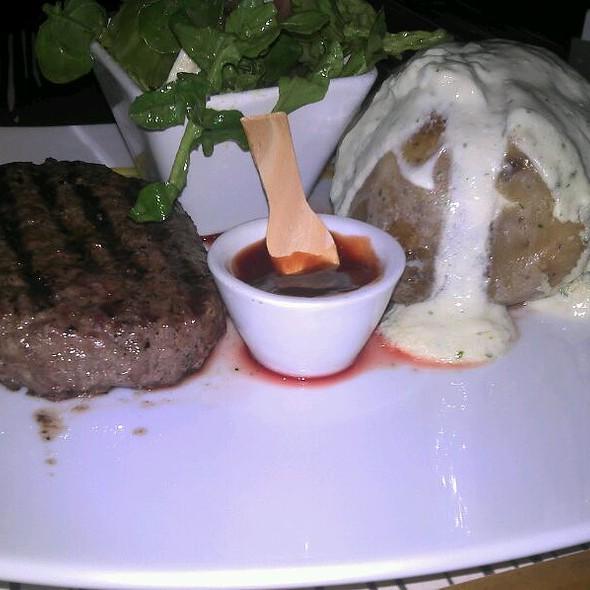 Steak Burger De Picanha @ Via Sete