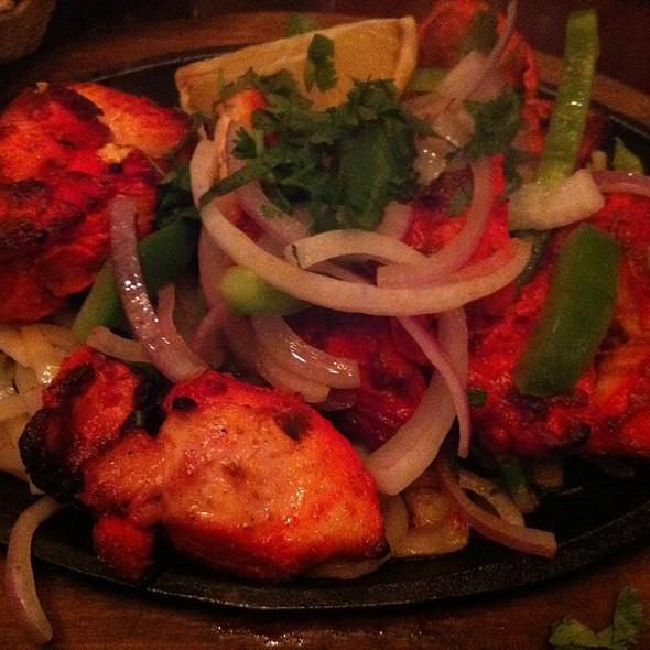 Chicken Tikka @ Mahek Restaurant & Lounge