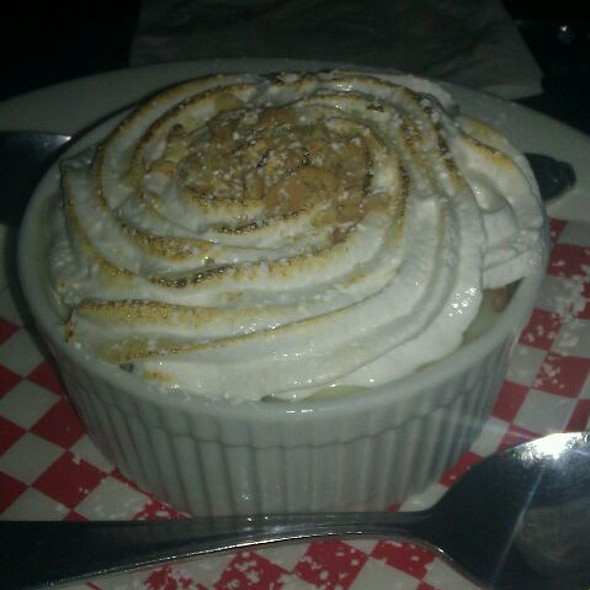 Banana Pudding @ Savor Cafe & Catering