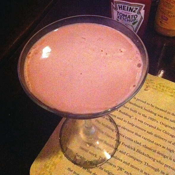 Chocolate Martini - Emerald Loop Bar and Grill, Chicago, IL