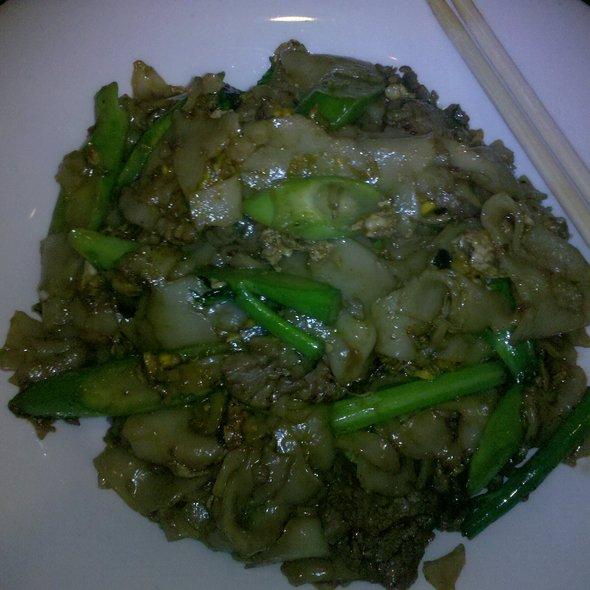 Pad See Ew @ Kanlaya Thai Cuisine