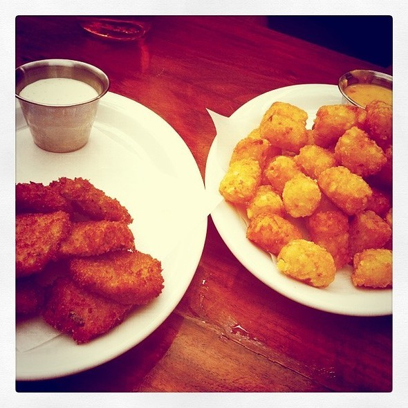 Frickles & Tater Tots  @ Marengo on Union