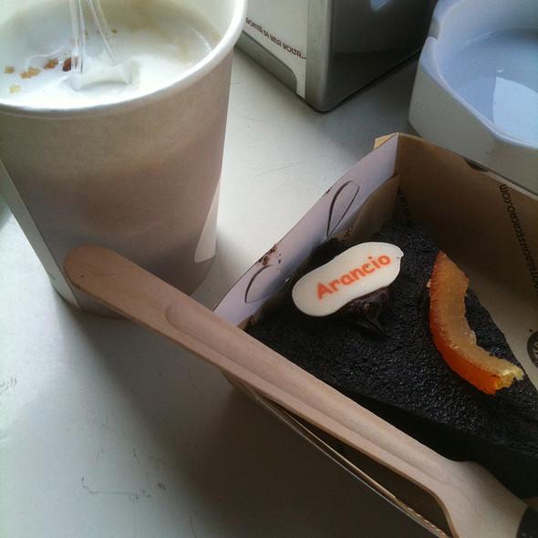 Sacher Torte @ Bottega Caffè Cacao