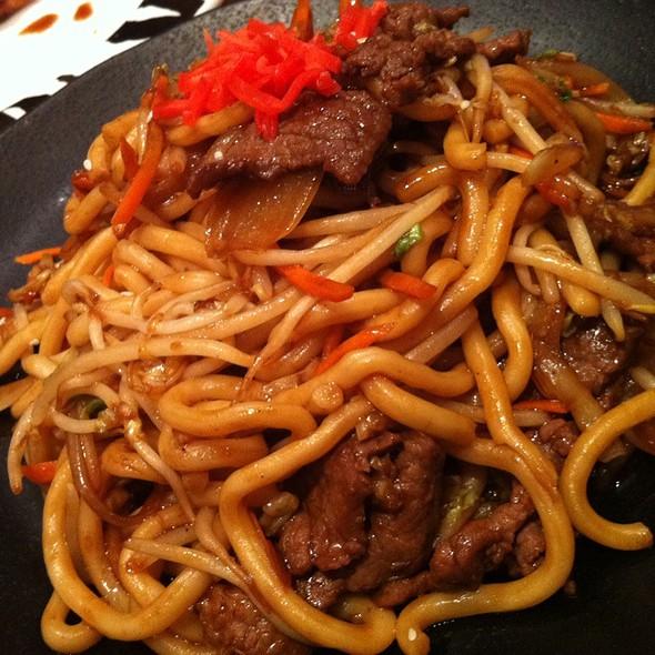 Beef Udon @ Sushimama