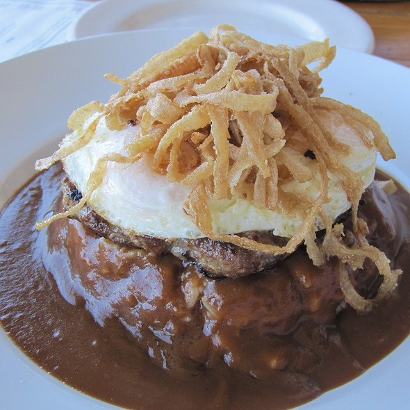Moco Loco - Ocean House Restaurant, Honolulu, HI