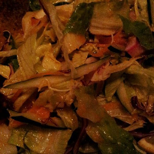Sashimi Salad @ Sushi Tei (City Square)