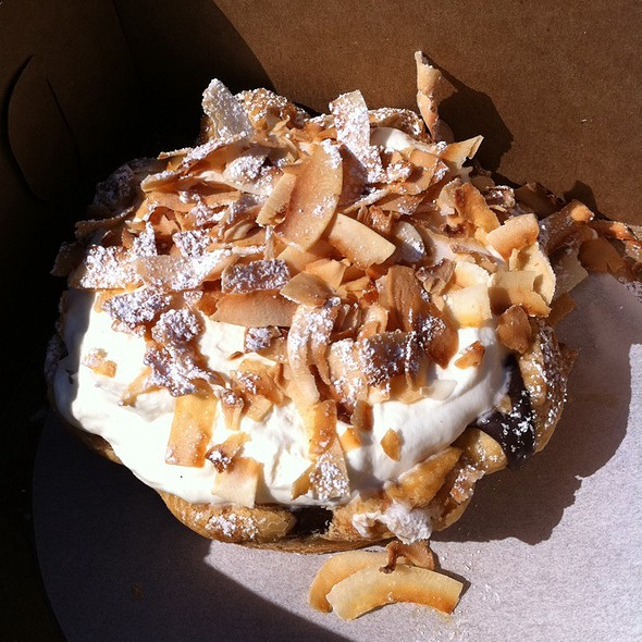 Coconut Cream Pie @ Tartine Bakery