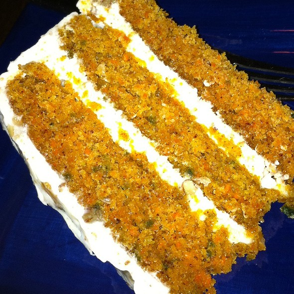 Carrot Cake - 247 Craven, New Bern, NC
