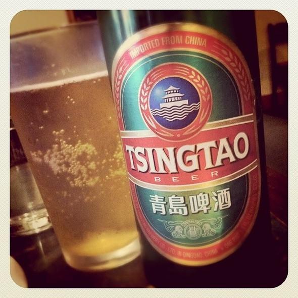 Tsingtao @ Sichuan Fortune House