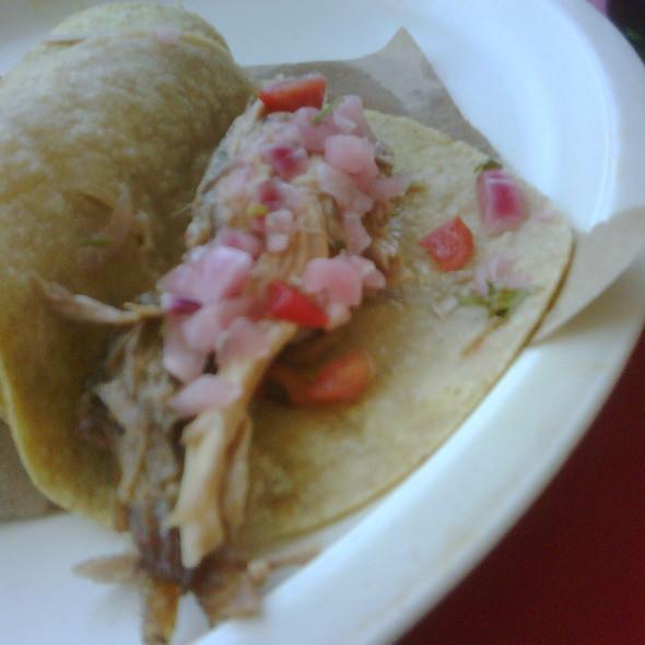 Taco De Lechon @ Taqueria Nuevo San Fernando