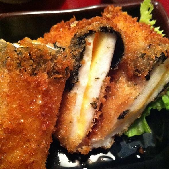 Hanpen Cheese @ Furaibo