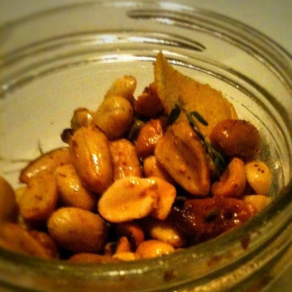 Duck Fat Nuts @ The Gage