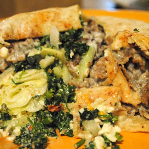 Gyros @ Sam's Kabab Gyro