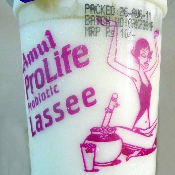 Probiotic Lassi