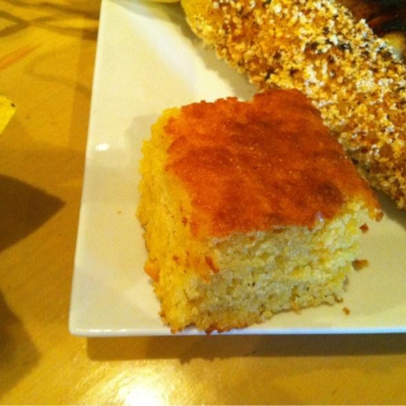 Corn Bread @ Turtle Crossing