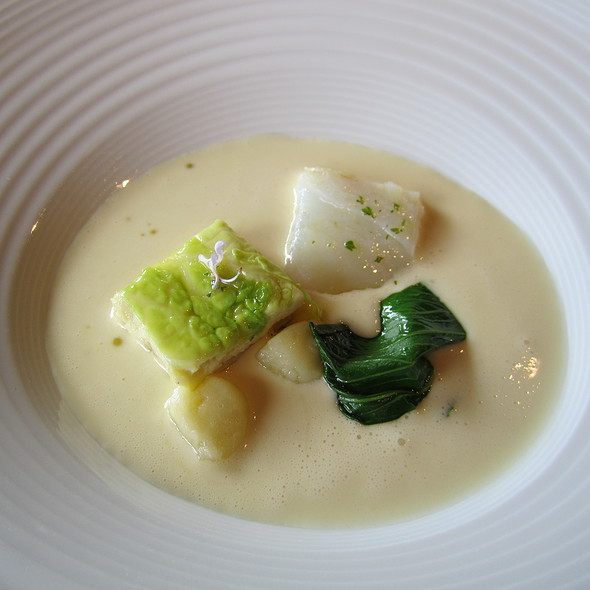 Bacalao @ El Celler de Can Roca
