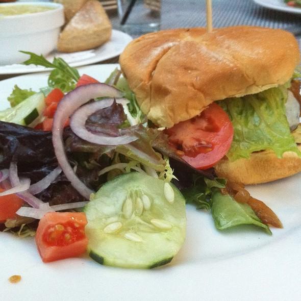 Hoban's Burger - James Hoban's Irish Restaurant, Washington, DC