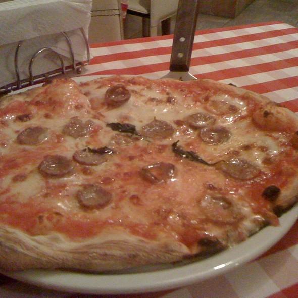 Pizza Pompei @ Pulcinella