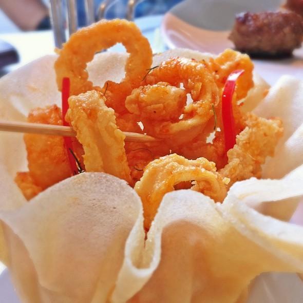 Calamari - Nan Thai Fine Dining, Atlanta, GA