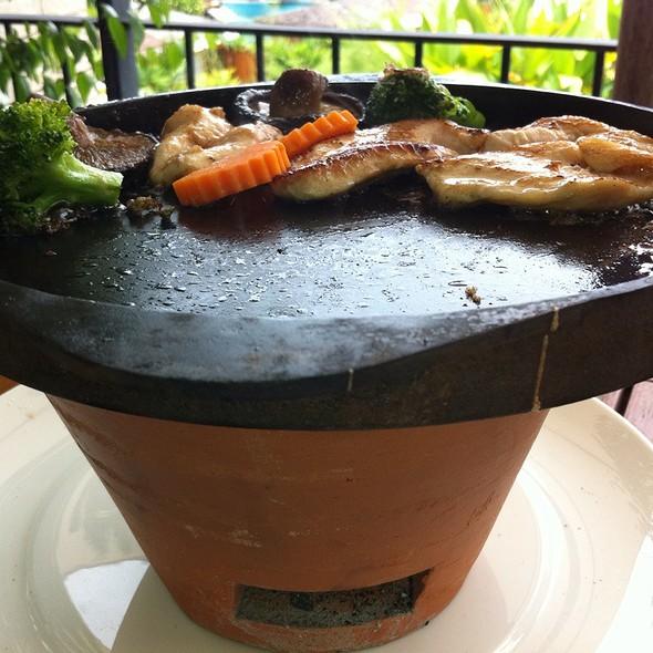 Kata Ron Chicken (Thai Table Bbq) @ The View Restaurant & Wine Lounge