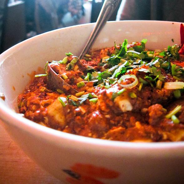Ma Po Tofu @ Mission Chinese Food