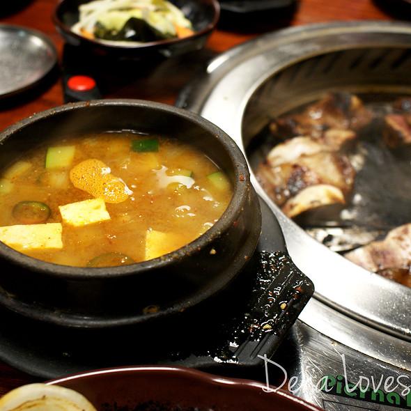 Kalbi - korean bbq @ Rice Market & Restaurant