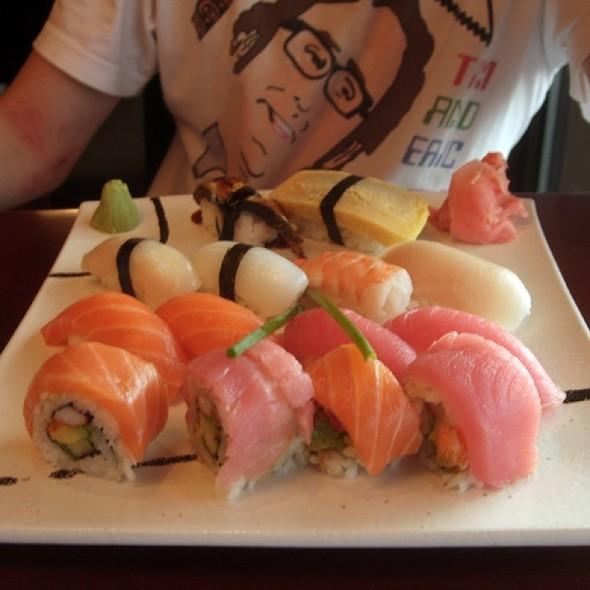 Sushi Platter @ Tokyo Dining
