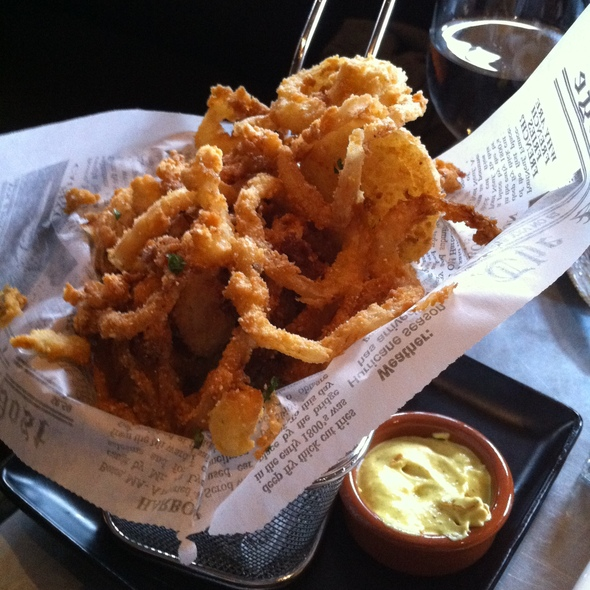 Onion Rings @ Revival Bar + Kitchen