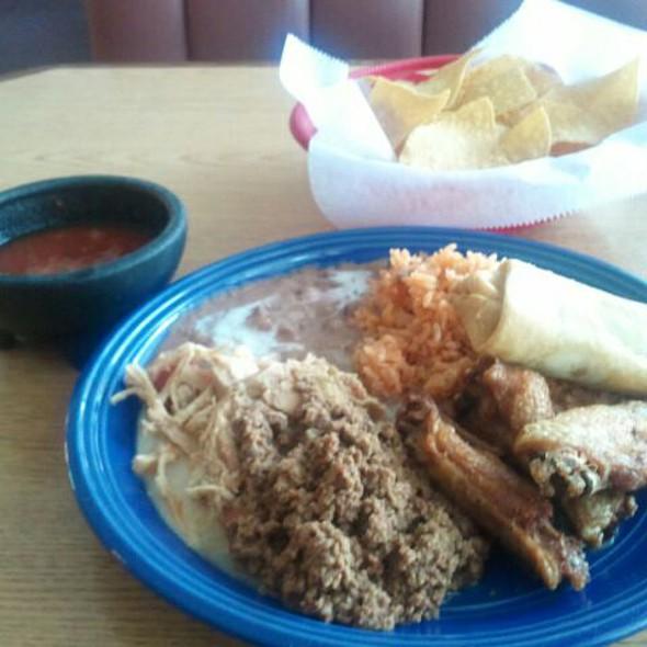 Mexican Buffet @ Mi Fiesta Mexicana Restaurant