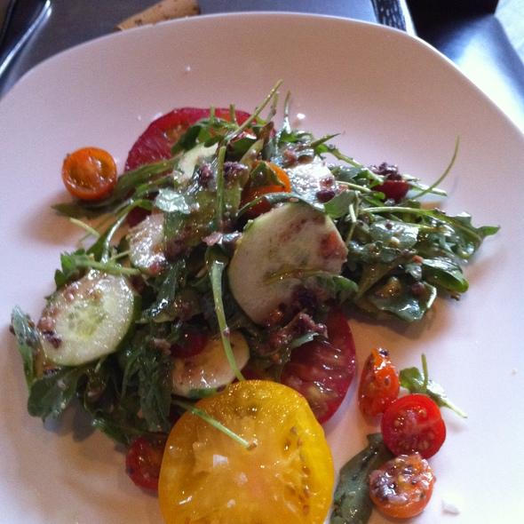 Tomato Salad @ Revival Bar + Kitchen