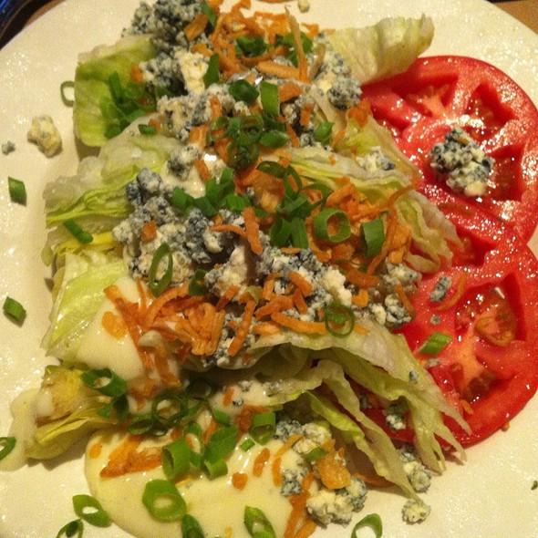 Blue Cheese Wedge Salad @ Bonefish Grill - Huntsville