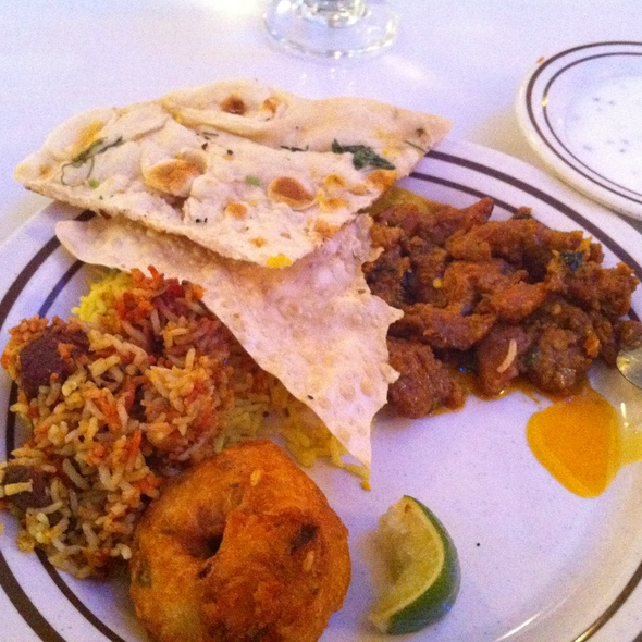 Indian Buffet @ Sneha